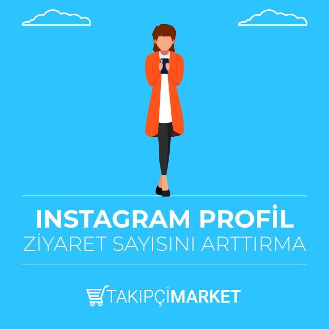 Instagram Profil Ziyaret Arttırma