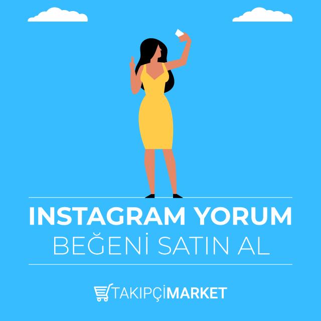 Instagram Yorum Beğeni Satın Al
