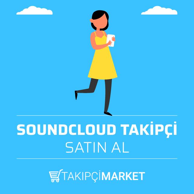 soundcloud takipçi satın al