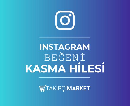 instagram beğeni hilesi