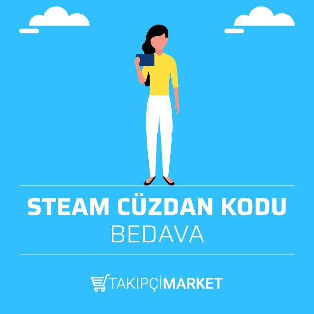 steam cüzdan kodu bedava