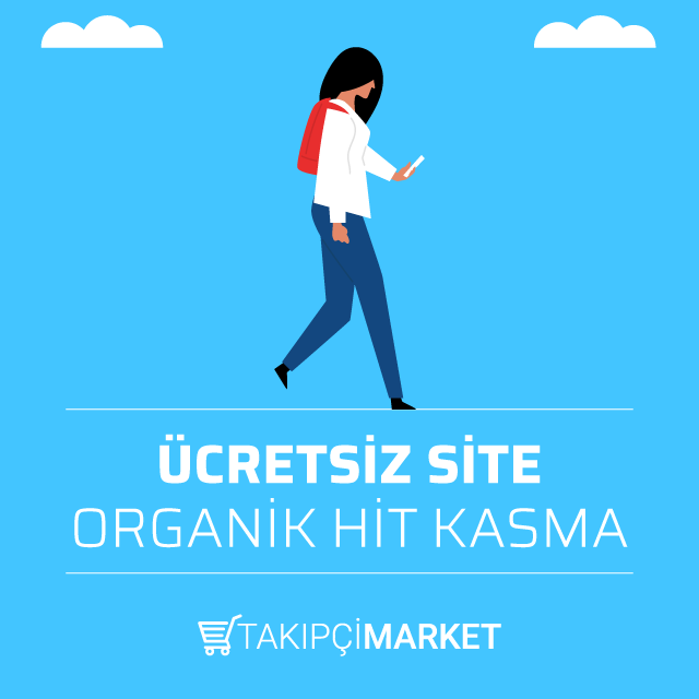 Ücretsiz Site Organik Hit Kasma