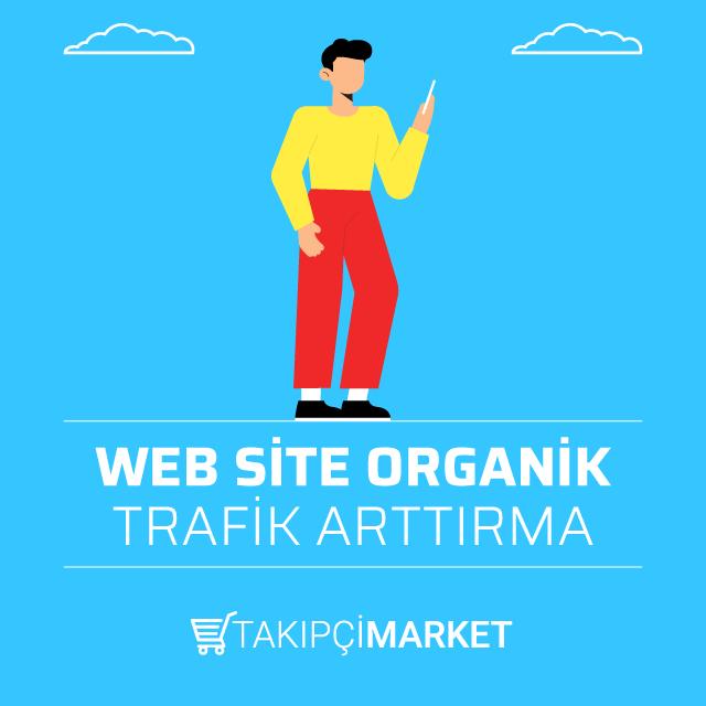 Website ORganik Trafik Arttırma